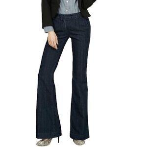 Current Elliot Mid Rise Neat Trouser Birdie Jeans